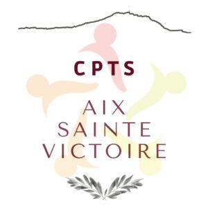Logo Communauté professionnelle territoriale de santé Aix Sainte Cictoire