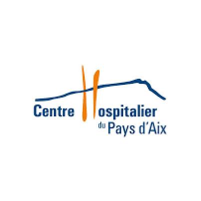 Logo centre hospitalier du Pays d'Aix